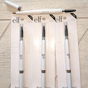 e.l.f. Brow Pencils | Set of 3 | Taupe